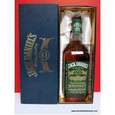Jack Daniels Green Label Paper Seal / 43%