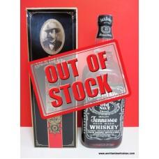 Jack Daniels 1000ml 90 Proof Fake Seal Boxed