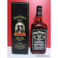 Jack Daniels Old 7 Fake Seal 43% Boxed