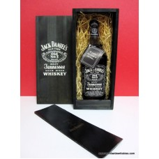 Jack Daniels Old No.7 Whiskey Wood Box