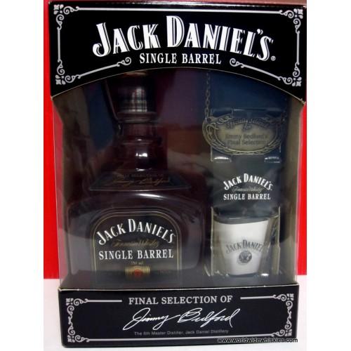 Jack Daniels Single Barrel Whiskey Gift Box Set 1