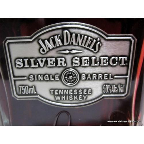 jack daniels silver select single barrel whiskey 2. Black Bedroom Furniture Sets. Home Design Ideas