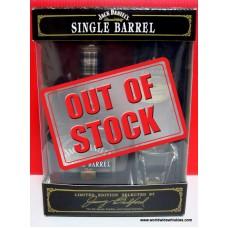 Jack Daniels Single Barrel Whiskey GIFT BOX SET #2