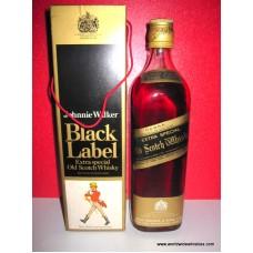 Johnnie Walker BLACK Old Whisky Boxed H.K.D.F
