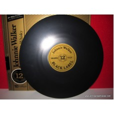 Johnnie Walker Black Album Tray Coaster Set