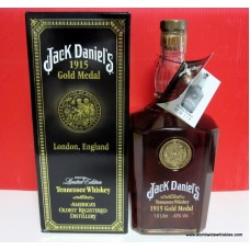 Jack Daniels 1915 Gold Medal Whiskey 750ml