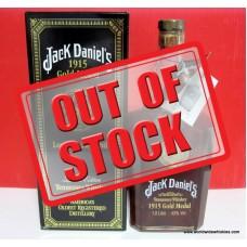 Jack Daniels 1915 Gold Medal Whiskey 1 Liter