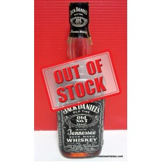 Jack Daniels Old No. 7 Whiskey 45% 750ml