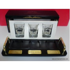 Jack Daniel's 3 Shot Glass Tasting Set
