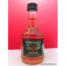 Jack Daniels GENTLEMAN JACK 50ml 40% MINI Whiskey 3rd
