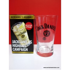 Jack Daniel's Whiskey Highball Glass