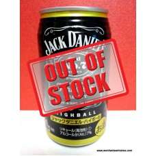 Jack Daniels 350ml HIGHBALL Can 7%