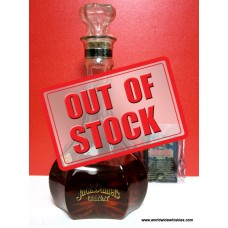 Jack Daniels RIVERBOAT CAPTAIN Decanter 1.75 Liter / 90 Proof