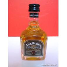 Jack Daniels SINGLE BARREL 50ml 47% MINI Whiskey