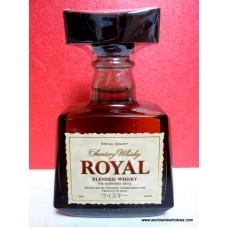 Suntory ROYAL 12 Yr. Japanese Whisky Miniature 50ml