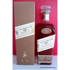Johnnie Walker 1820 Decanter 'Regular Box'