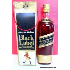 Johnnie Walker BLACK Old Whisky String Boxed 760ml