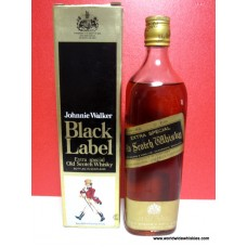 Johnnie Walker BLACK Old Whisky Boxed 760ml