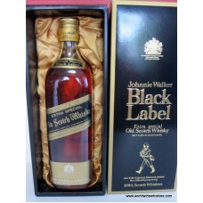 Johnnie Walker BLACK Old Whisky Gift Boxed 760ml