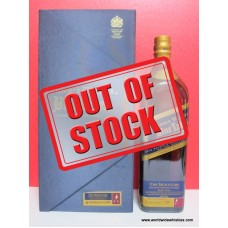 Johnnie Walker Blue The Signature 1000ml 43% Boxed