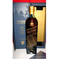 Johnnie Walker Blue TAIPEI Commemorative Edition 48% 750ml Boxed