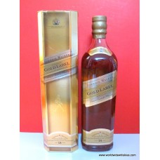 Johnnie Walker GOLD 18 Year Old Whisky Boxed 750ml