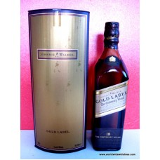 Johnnie Walker GOLD 18 Year Old Whisky 200ml Boxed