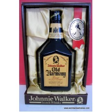 Johnnie Walker OLD HARMONY Boxed