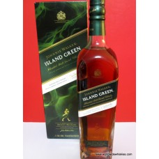 Johnnie Walker ISLAND GREEN Whisky 1000ml Boxed