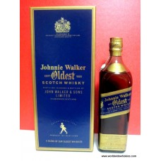 Johnnie Walker Blue OLDEST 43% Boxed