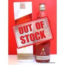 Johnnie Walker RED Export Blend 700ml 45.8% Boxed