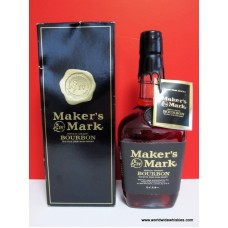 Makers Mark Select Black Label 47.5% Boxed