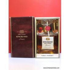Nikka KINGSLAND Premier Japanese Whisky 760ml Boxed