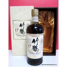 Nikka TAKETSURU 17 Year Pure Malt Japanese Whisky