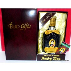 Old Parr SANDY MAC Whisky RARE Gift Boxed
