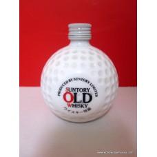 Suntory OLD Whisky Golf Ball Mini 100ml 43%