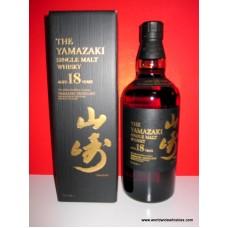 Suntory YAMAZAKI 18 Year Japanese Whisky Boxed