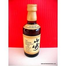 Suntory YAMAZAKI 12 Yr. Japanese Whisky 50ml