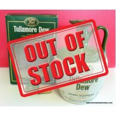 Tullamore Dew Irish Whiskey Crock Decanter Boxed 700ml