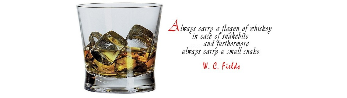 """Cheers"" from Paul of World Wide Whiskies!"