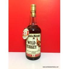 Wild Turkey 101 Proof 8 Year Whiskey 1000ml 1993