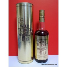 Wild Turkey 101 PROOF Gold Label Whiskey 50.5% 750ml Boxed