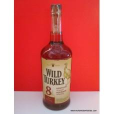 Wild Turkey 101 Proof 8 Year Whiskey 1000ml #1