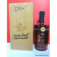 Wild Turkey AMERICAN SPIRIT 15 Year Whiskey Signed Box