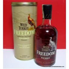 Wild Turkey FREEDOM Whiskey Boxed
