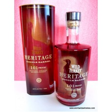 Wild Turkey HERITAGE 101 Proof Whiskey