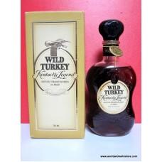 Wild Turkey KENTUCKY LEGEND Whiskey 101 Boxed