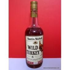 Wild Turkey Old 8 Brand Whiskey 101 Proof 1997