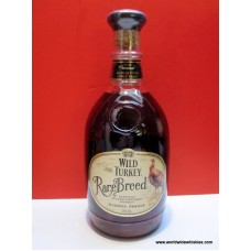 Wild Turkey RARE BREED Barrel Proof Whiskey 54.1% 750ml