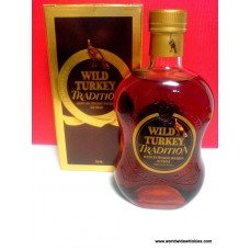 Wild Turkey TRADITION Whiskey 101 Boxed